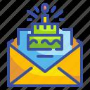 birthday, card, celebration, greeting, party