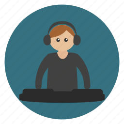 dance, dj, music, party icon