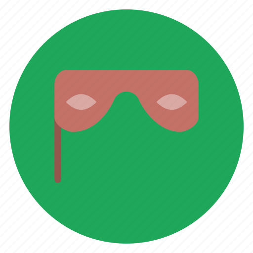 mask, party icon