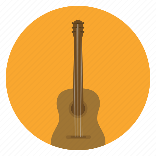 guitar, music, party, sound icon