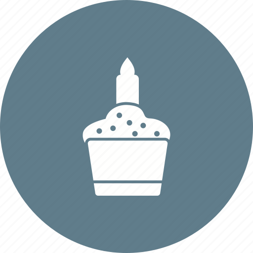 birthday, bright, candle, candlestick, celebration, flame, light icon