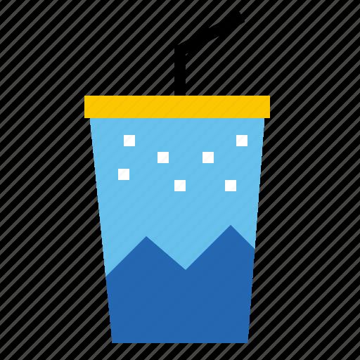 cola, soda icon