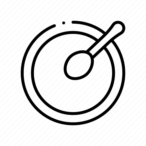 label, plate, rough, round, rounded, roundly icon