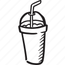 bistro, milk shake, food, drink, soda, restaurant
