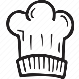 chef, hat, kitchen, restaurant icon