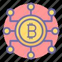 bit, business, coin, digital currency, finance, bitcoin