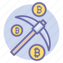 banking, bit, coin, currency, finance, money, bitcoin