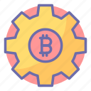 bit, business, coin, currency, finance, management, bitcoin