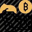 bitcoin, qr, code, scan, payment