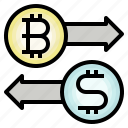 exchange, currency, digital currency, bitcoin, cryptocurrency