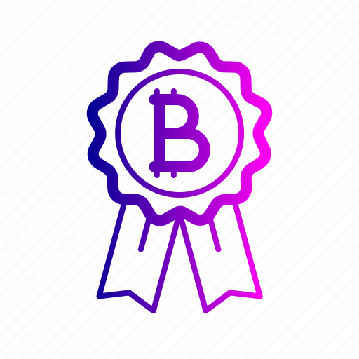 award, best, bitcoin, invest, investment, money, way icon