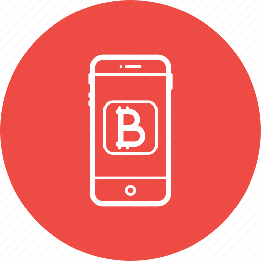 bitcoin, currency, online, payment, secure, transaction icon