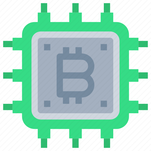 bitcoin, btc, currency, device, money icon