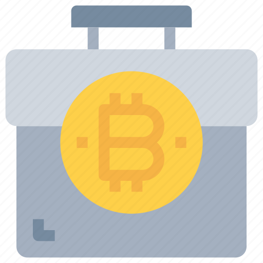 bitcoin, btc, business, currency, finance, money icon