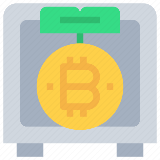 bank, bitcoin, btc, business, currency, investment, money icon
