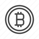 bitcoin, blockchain, crypto, cryptocurrency, digital currency, mining, money icon