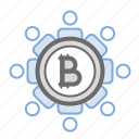 network, chain, bitcoin, connection, block, secure