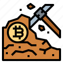construction, dig, industry, mining