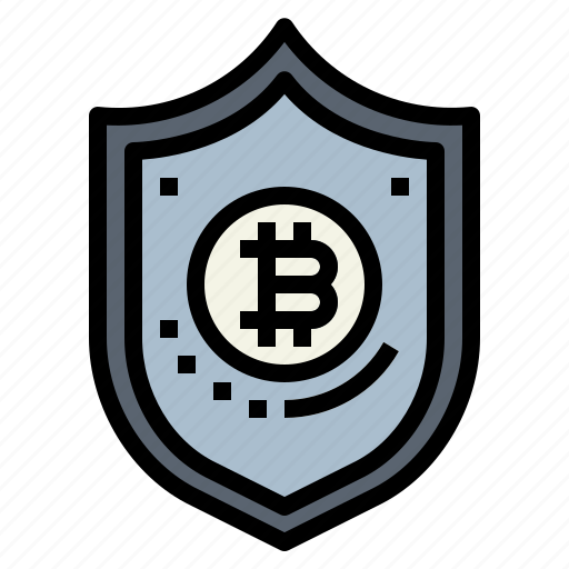 coin, protection, safe, security icon