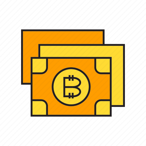 bank, bitcoin, cryptocurrency, digital currency, electronic money, money icon
