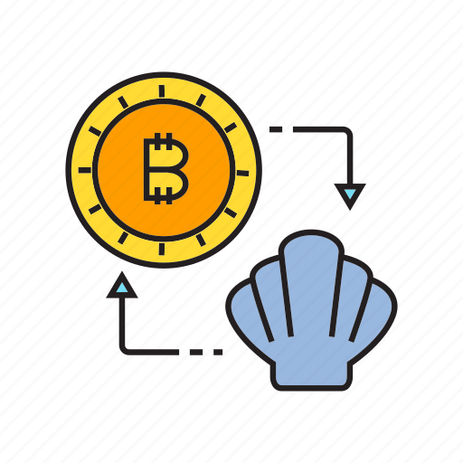 Barter, bitcoin, cryptocurrency, currency exchange, digital currency, exchange, swap icon - Download on Iconfinder