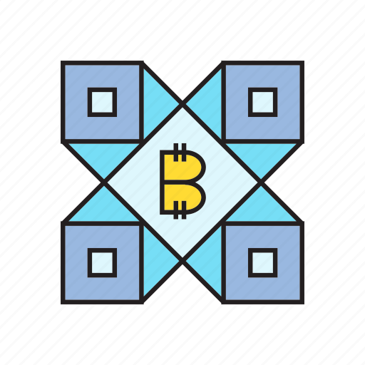 bitcoin, blockchain, cryptocurrency, digital currency, electronic money, money, transaction icon