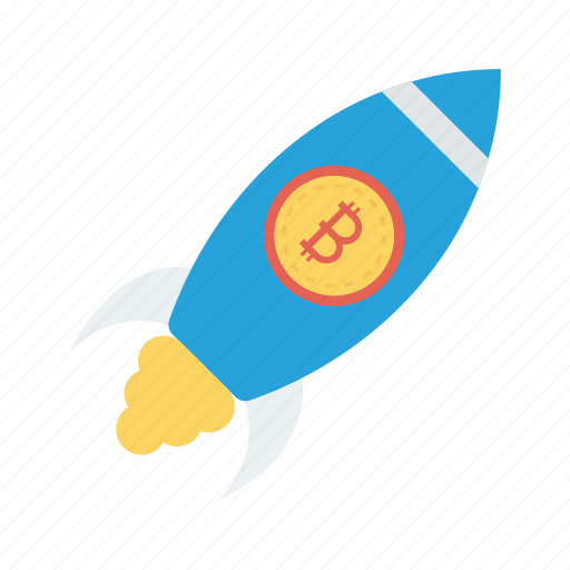 launcher, rocket, spaceship, startup, travel icon