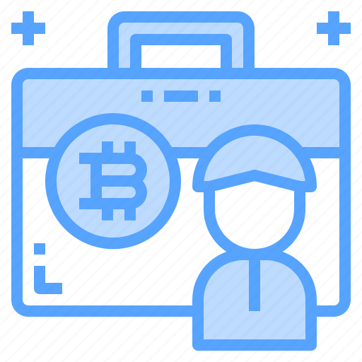 36+ Bitcoin Png Blue Background