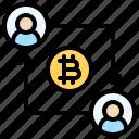 bitcoin, cryptocurrency, crypto, blockchain