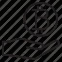 bitcoin, coin, blockchain, cryptocurrency, finance, money