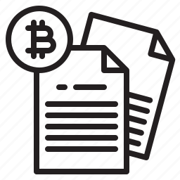 bitcoin, blockchain, coin, cryptocurrency, data, finance, money icon