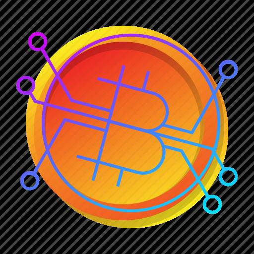 bitcoin, btc, corrency, sign icon
