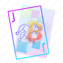 bitcoin, card, cover, joker