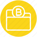 bitcoin, coin, finance, folder, form, money, payment