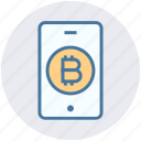 bitcoin, interface, mobile, money, online, smartphone, technology