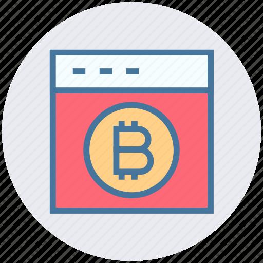bitcoin account, bitcoin login, bitcoin web, bitcoin website, business, online bitcoin, website icon