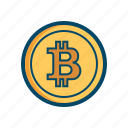bitcoin, bitcoins, coin, coins, currency, money icon