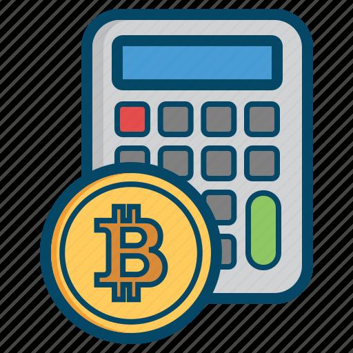 bitcoin, bitcoins, calc, currency, money icon
