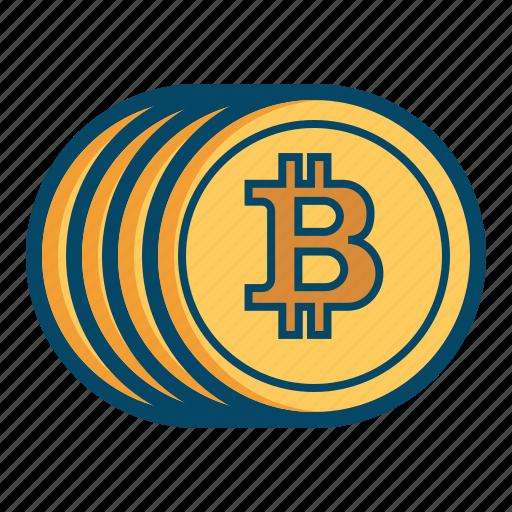bitcoin, bitcoins, coin, coins, currency, money icon