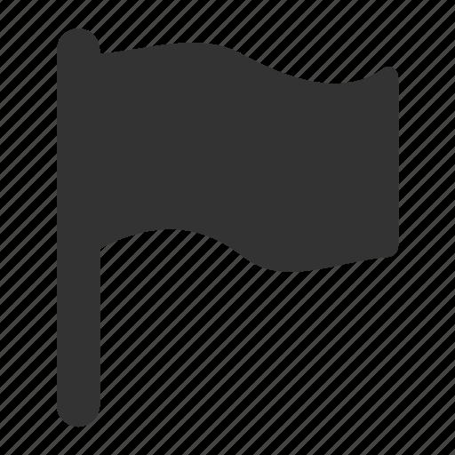 alert, flag, important, mark icon