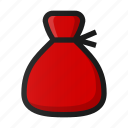 bag, black friday, discount, hot, money, sale, value icon