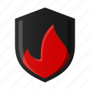 black friday, discount, hot, promotion, protect, sale, security icon