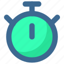 black friday, stopwatch, time icon