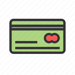 business, card, cards, chip, credit, money, shopping icon