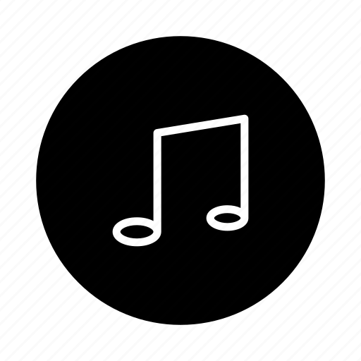 audio, file, music, note, play, player, sound icon
