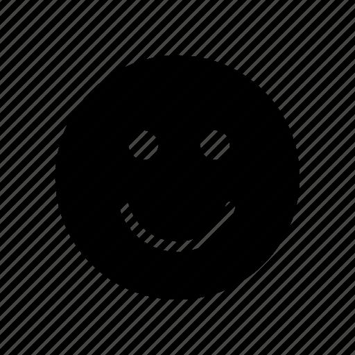 emoticons, expression, face, happy, smile, smiley icon