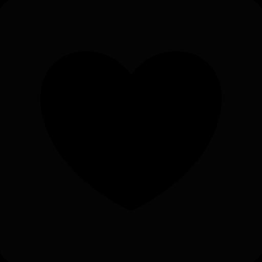 heart, it, we, we heart it icon