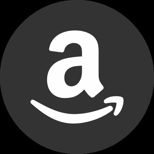 Amazon, logo, media, social icon - Free download