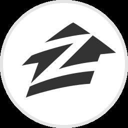 logo, media, social, zillow icon