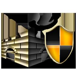 essentials, microsoft, security icon